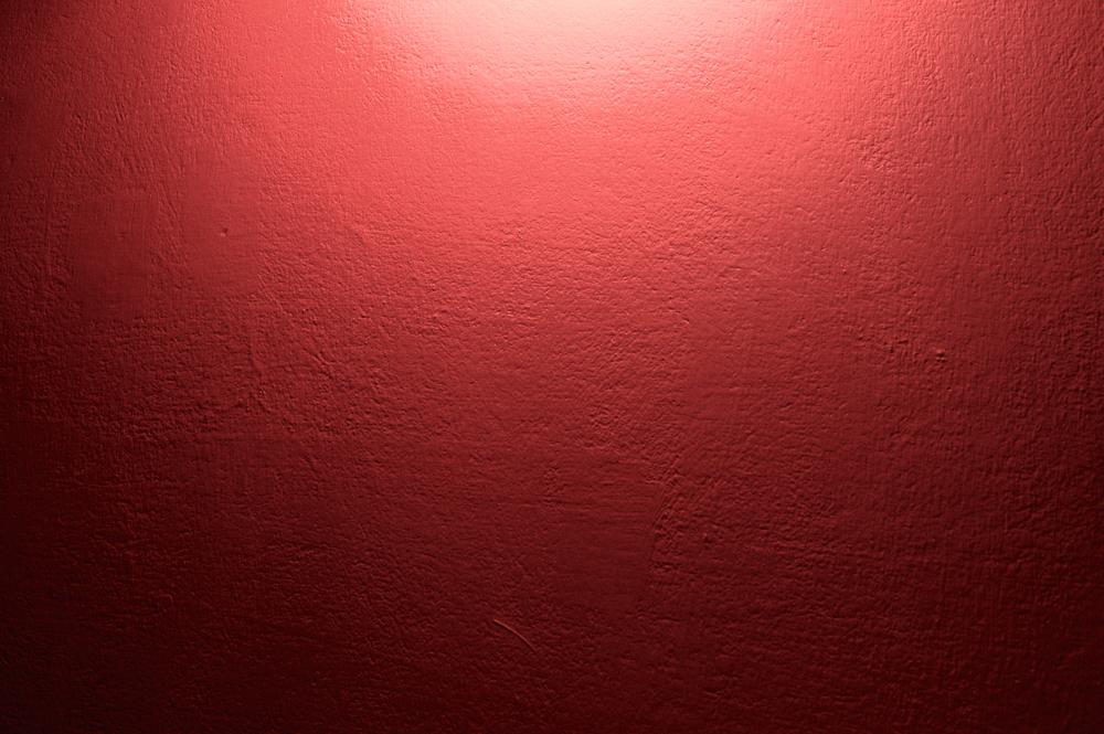 Mögen Sie es, eine Wand rot zu gestalten?