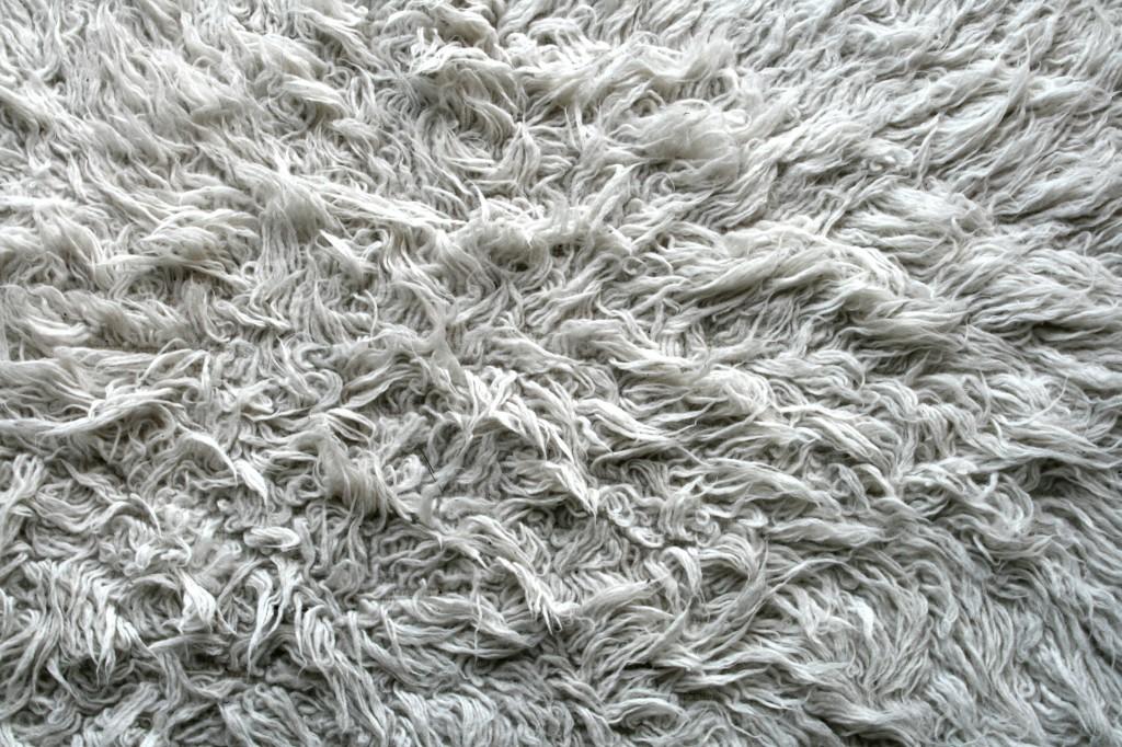Wollteppiche sind oft mit Insektiziden belastet